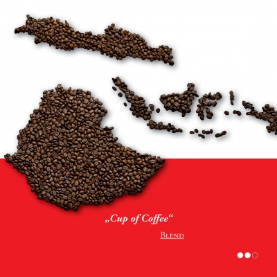 Jubiläumsröstung Cup of Coffee